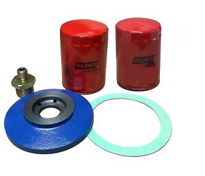 Spin On Oil Filter Conversion Kit Fits Ford 3400 3500 3550 4400 4500 5500