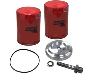 Spin On Oil Filter Conversion For Ih Farmall A B Bn H Hv M W4 W6 Tractor