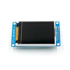 1 8 128x160 Spi Color Tft Lcd Display Screen Module St7735s Chip Power Supply