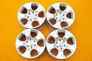 Dodge Ram Truck 1500 2019 2021 Silver 18 Oem Set Of 4 Wheels Rims 2669 295