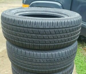 2 245 60r18 Inch Nexen Plus Tires Date 2219