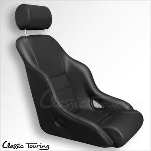 1974 84 Porsche 911 Rally Gt Sport Seat All Leather