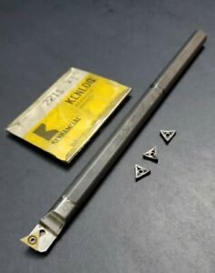 Precision Solid Carbide Boring Bar New Tnmg 221 Inserts Machinist Lathe