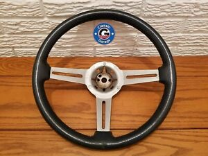 Gm 3 Spoke Steering Wheel Oldsmobile Cutlass Calais Supreme Chevy Car Truck