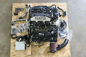 Rat2 2grfe Toyota 3 5l V6 Crate Motor W Mr2 Sw20 Swap Kit