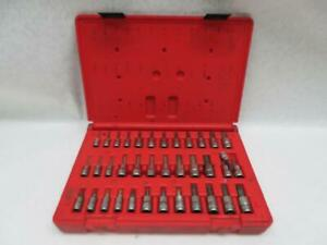 Snap On Socket Driver Set 236efset