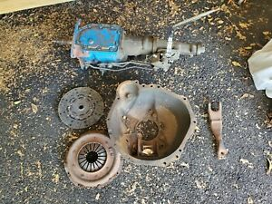 Ford 4 Speed Toploader With Hurst Supercomp Shifter