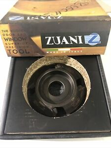 Zuani Bead Tooling shaper Profile Cutter Moulder 40mm Bore Insert Tooling