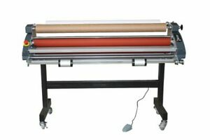Royal Sovereign Rsc 1401cltw Wide Format 55 Cold Roll Laminator