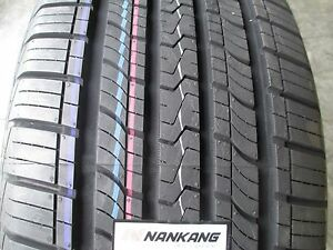 2 New 255 55r18 Inch Nankang Sp 9 Tires 255 55 18 R18 2555518 Treadwear 560aa