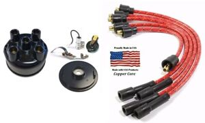 Distributor Ignition Tune Up Kit Fits Farmall Super A 100 130 140 Tractor