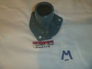 Triumph Tr2 Tr3 Tr4 Tr4a Water Pump Parts 4 Pcs Vintage