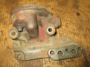 International Farmall 460 560 706 606 Oil Filiter Base 304275r1 Antique Tractor