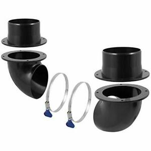 4 Inch Dust Separator Cyclone Dust Collector Kit For Use With Barrels Trash C