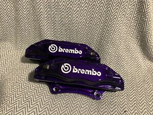 2007 2008 Acura Tl Type S Front Brembo Calipers Completely Rebuilt