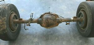 1994 1998 Ford F250 F350 Rear End Axle Differential Sterlin 10 5