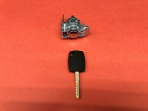 2011 2019 Ford Fiesta Driver Front Left Door Lock Cylinder With Key New