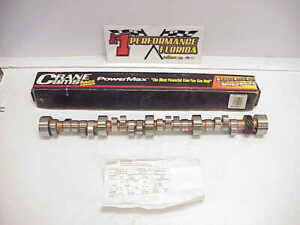 New Crane Cams Solid Roller Camshaft Sb Chevy 770 Lift 1 9685 Cam Journal Size