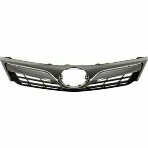 New To1200343 Grille For Toyota Camry 2012 2014