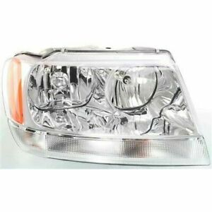 For Grand Cherokee 99 04 Headlight