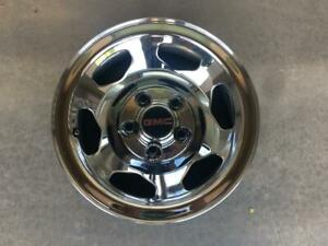 88 98 Chevy 1500 Ss Sport 454 Oem 1 15 Chrome Steel Wheel Rim Center Cap 1670