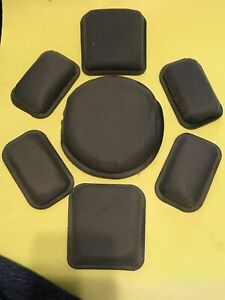 LOT of 100 US Army Issued Replacement Helmet Pad Set for ACH amp; MICH Helmet $1900.00