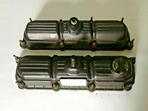 Chrysler Town Country Set Of 3 8l Valve Covers Used