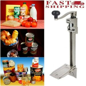 11 Large Heavy duty Commercial Kitchen Restaurant Pro Food Lid Can Opener Table