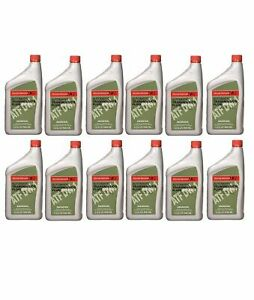 12 Quarts Genuine For Honda Automatic Transmission Oil Fluid Atf Dw1 Acura