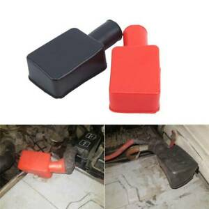 Battery Terminal Covers Classic Car Positive Negative Durability Ys