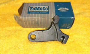 Nos Ford 2 Two Speed Park Pawl Lever Arm Fordomatic Aluminum Case Transmission