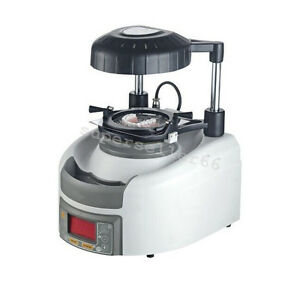 Ce Fda Dental Lab Vacuum Forming Molding Former Thermoforming Material Machine