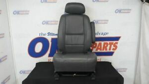 2003 04 Toyota Tundra Passenger Right Front Seat Gray Leather Limited Manual