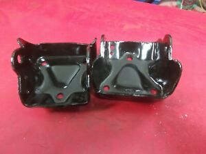 New Oem Original Chevy Motor Mounts 305 350 400 Small Block tall Mount Truck