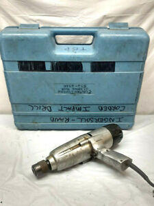 Ingersoll Rand 5 8 Impact Wrench 8062 With Case