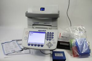 Eppendorf Mastercycler Pro S Vapo Protect Thermocycler 6325 With 6320 Panel