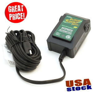 Deltran Battery Tender Jr 12v 750ma Maintainer Charger New
