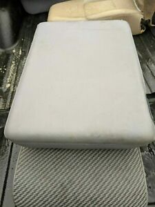 1997 Dodge Ram Center Console Jump Seat Gray Cloth