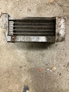 Chevy Corvair Folded Fin Oil Cooler 1960 1962