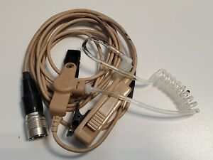 Otto Engineering Listen only Earphone Kit With Acoustic Tube