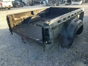 2001 07 Sierra Silverado 3500 Dually Pick Up Bed Box Tub Assembly Drw