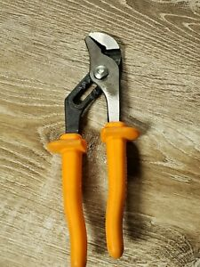 New Genuine Klein Tools 10 Insulated Pump Pliers D502 10 ins 1000v Professional