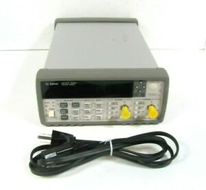 Agilent 53131a 225 Mhz Universal Frequency Counter Free Shipping
