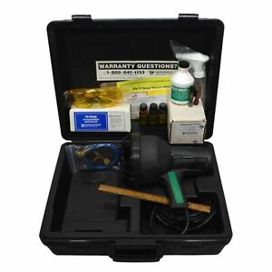 Good Mac Tools black Light Detection Kit 120w blk 1281 Tracerline Mo Tp1200a