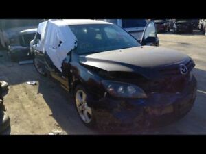 Driver Headlight Hatchback Halogen Without Turbo Fits 04 09 Mazda 3 769731