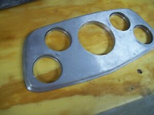 1933 1934 Ford Aluminum Dash Panel Roadster Coupe A Trog B Jalopy V8 A Rat Rod