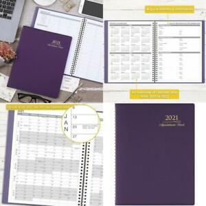 Appointment Book Planner Weekly Daily 15 Minutes Appointments 8 26 x 10 7 2021