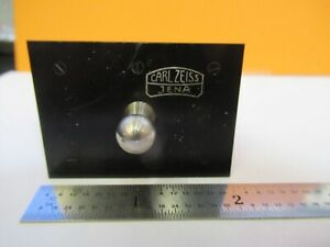 Carl Zeiss Jena Germany Prism Block Microscope Part As Pictured 15 ft x24