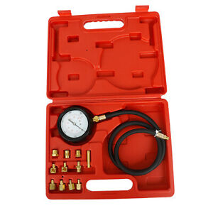 500psi Auto Transmission At Engine Oil Pressure Tester Gauge Diagnostic Tool