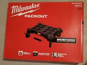 New Milwaukee Packout Dolly Cart 48 22 8410
